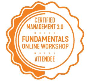 Fundamentals Online Workshop badge | Virtual Workshop